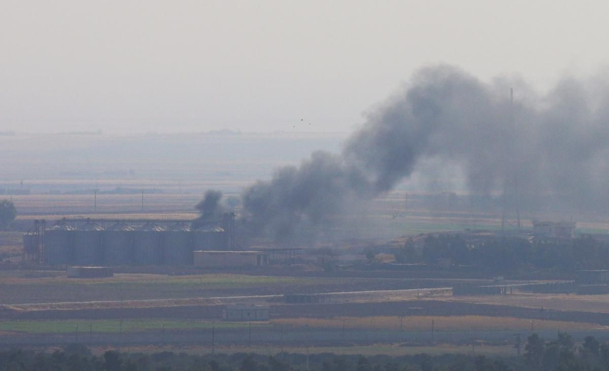 A Russian helicopter crashes in Syria / Illustration, REUTERS
