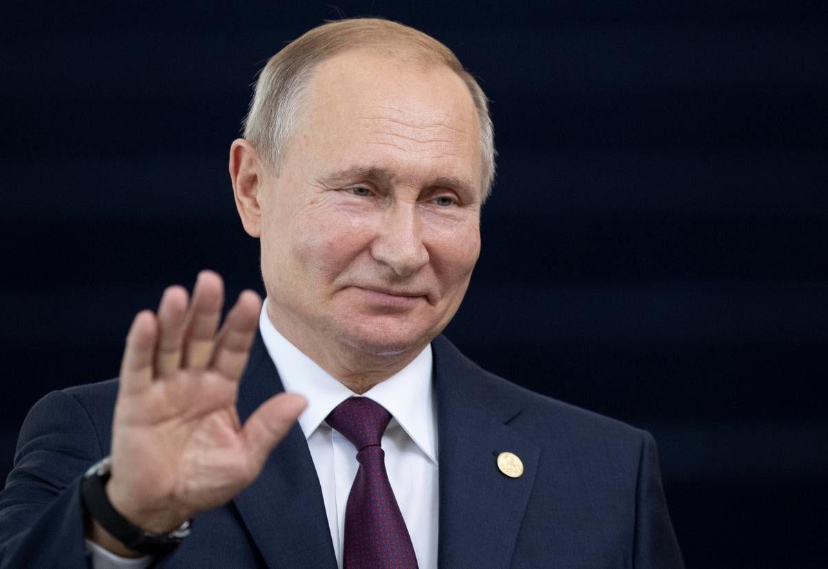 Владимир Путин / фото REUTERS