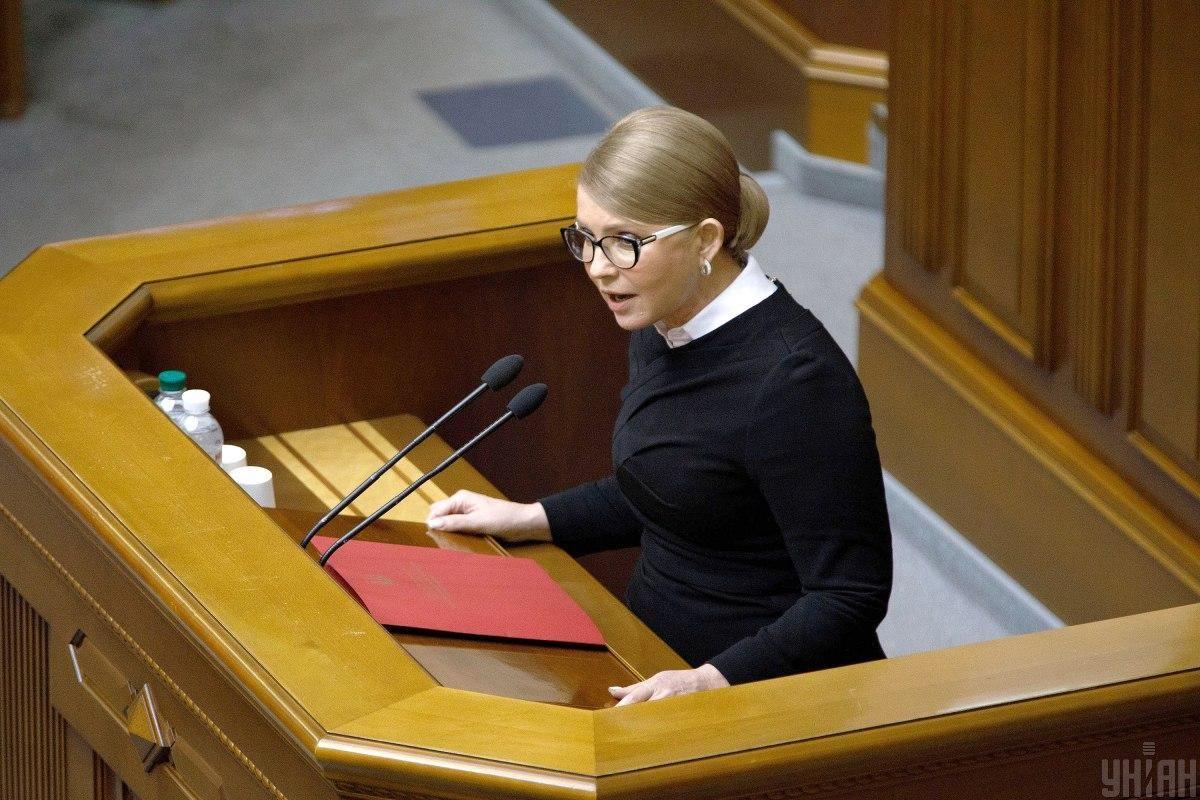 Тимошенко вылечилась от коронавируса / фото УНИАН