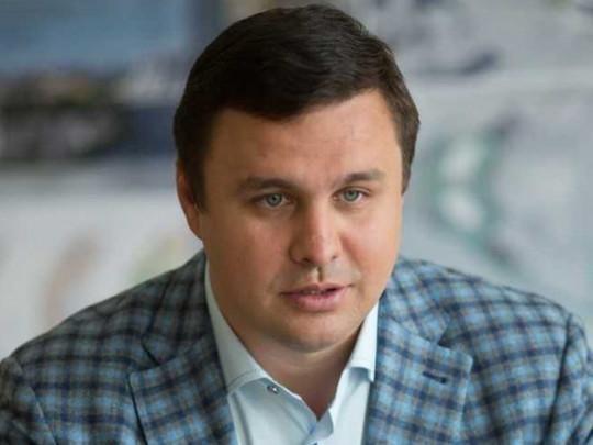 Максим Микитась / фото fakty.ua