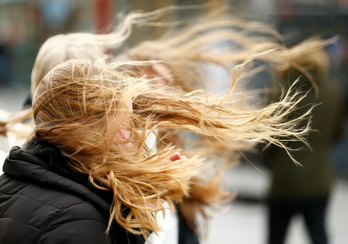 В Киеве будет ветрено / фото REUTERS