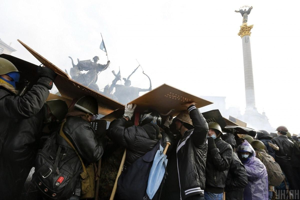 ECHR rules on Maidan activists' claims against Ukraine / Photo from UNIAN