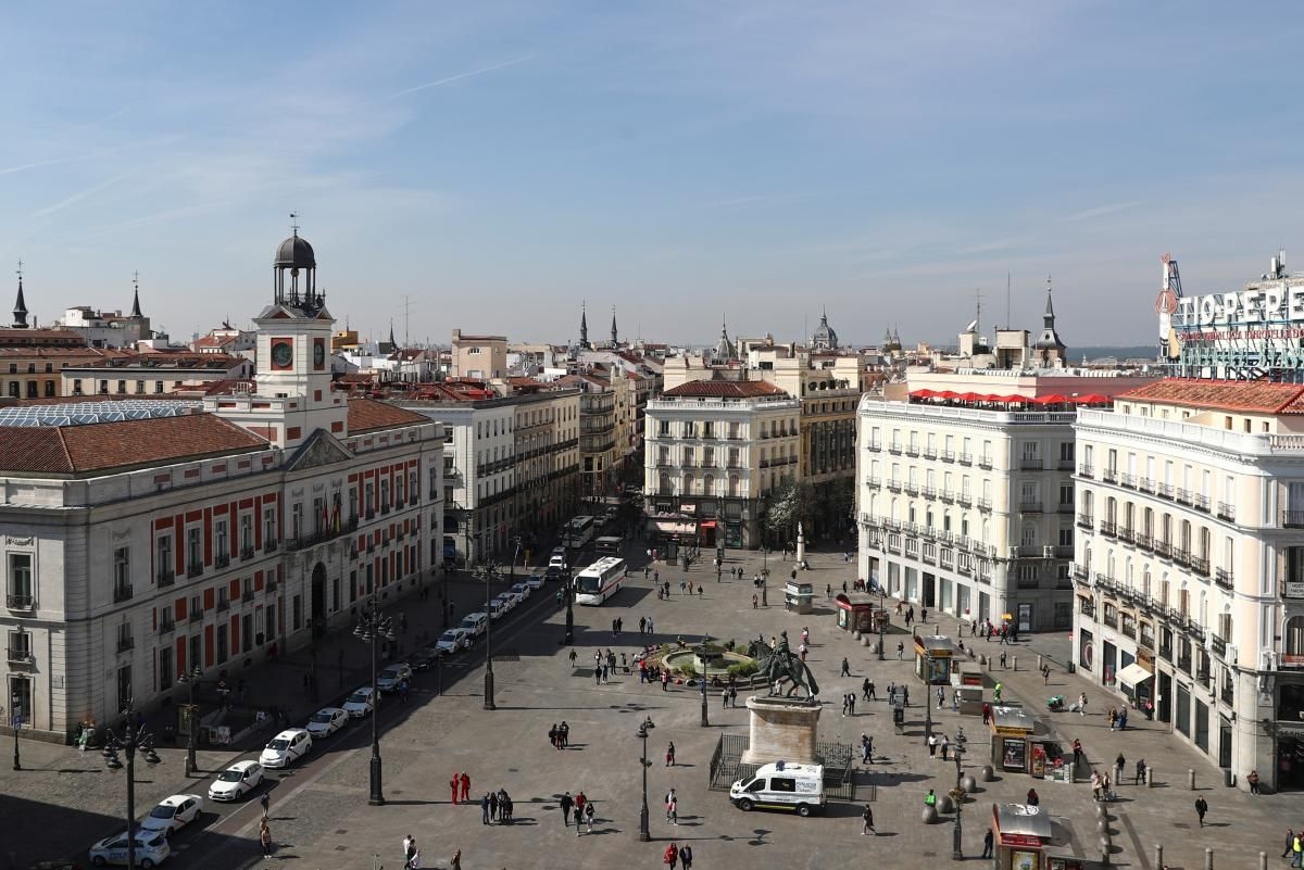 Українські туристи отримають ще одну можливість потрапити в Мадрид / Фото REUTERS