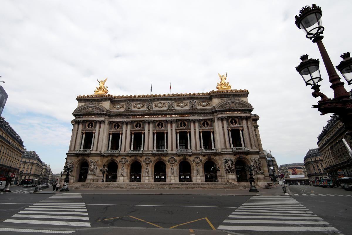 """Теперь мэрия Парижа не будет платить штраф за """"гендерное неравенство"""" / фото REUTERS"""