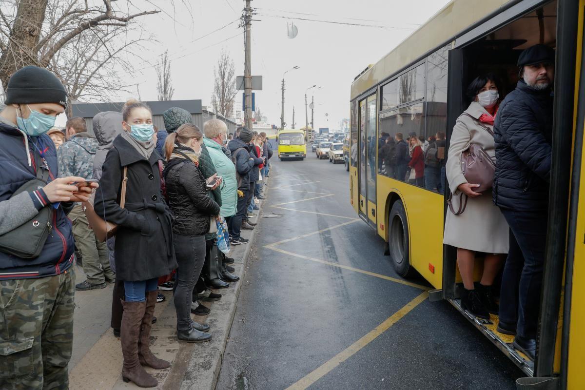 Проїзд у громадському транспорті може подорожчати / REUTERS