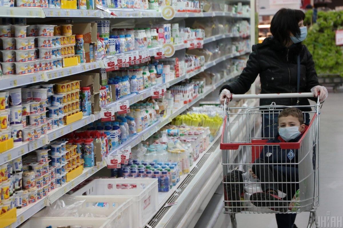 В конце весны в Украине могут подешеветь молочные продукты / фото УНИАН