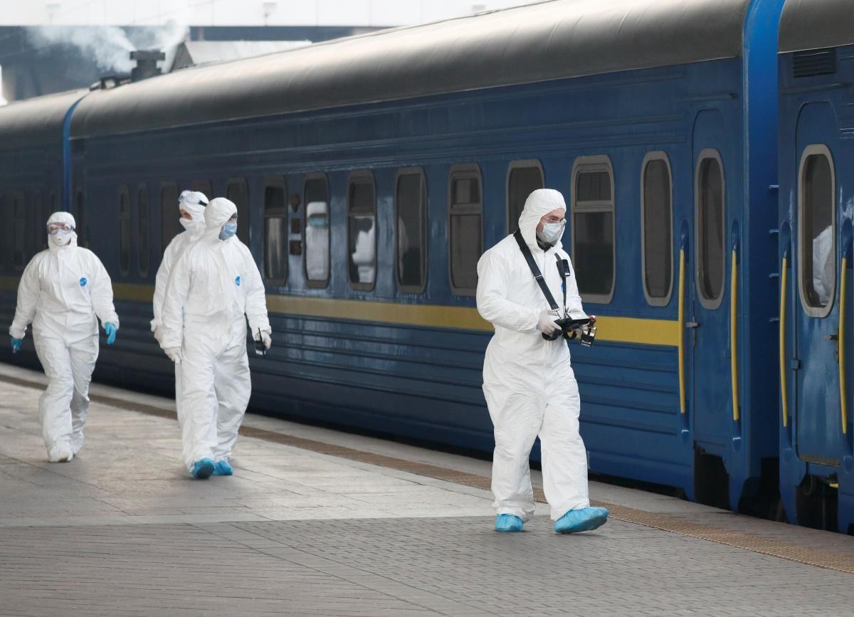 УЗ запустила три спецрейса в Ивано-Франковскую и Черновицкую области / REUTERS