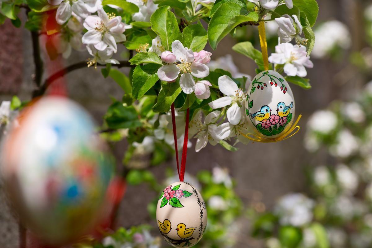 Коли святкуватимуть Великдень у 2021 році в Україні / фото ua.depositphotos.com
