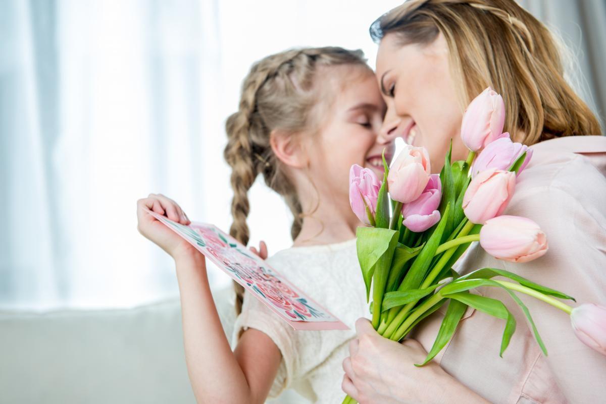 День матері - найкращі привітання / фото ua.depositphotos.com