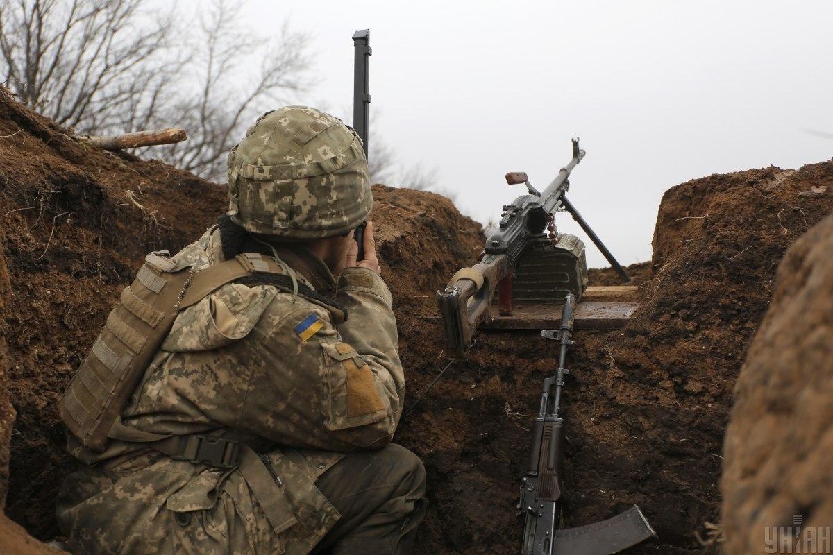Росія стягує війська до кордону України так само, як в 2014 році / Фото УНІАН