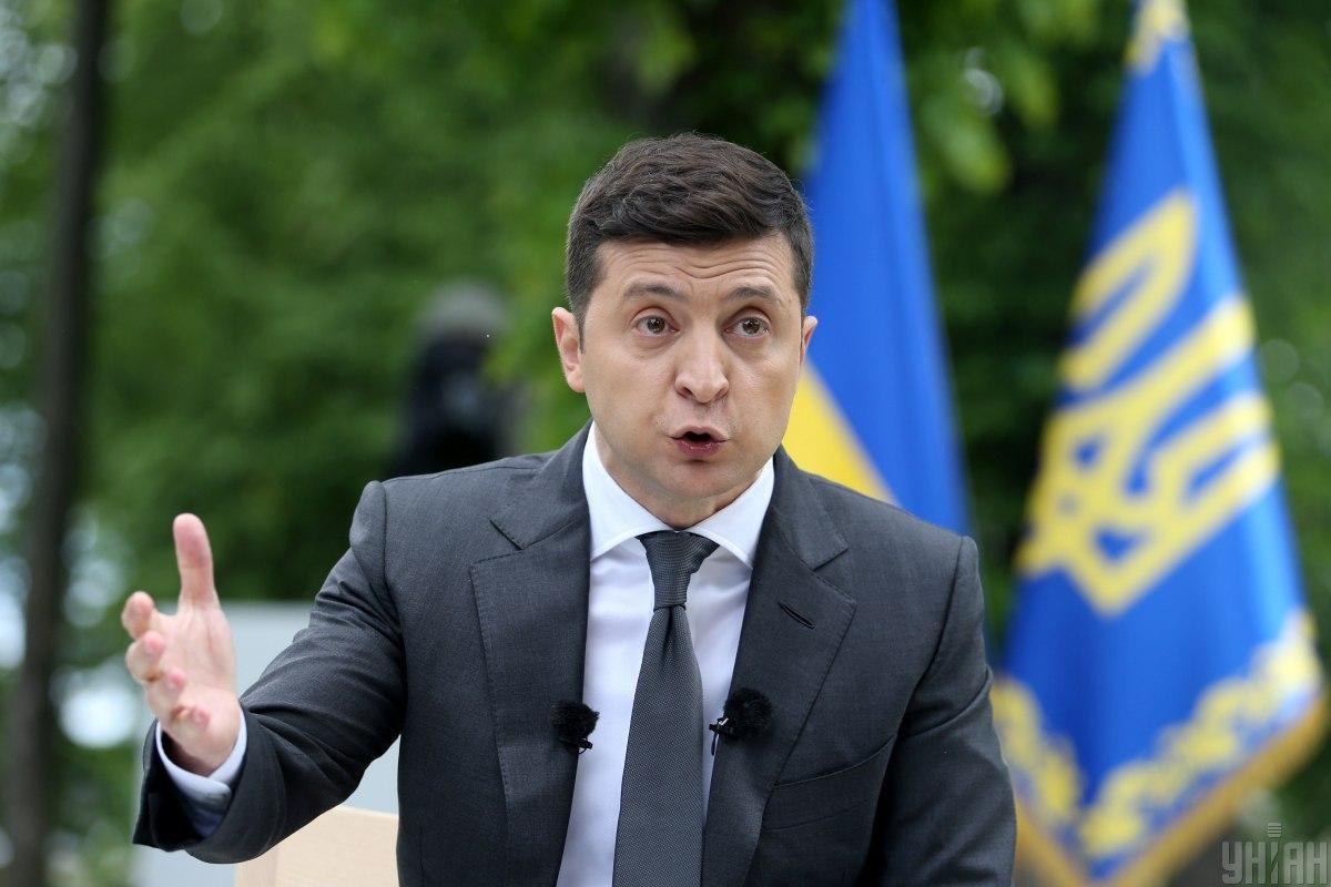 Зеленской снова пообещал украинцам доступную ипотеку и назвал сроки / фото УНИАН