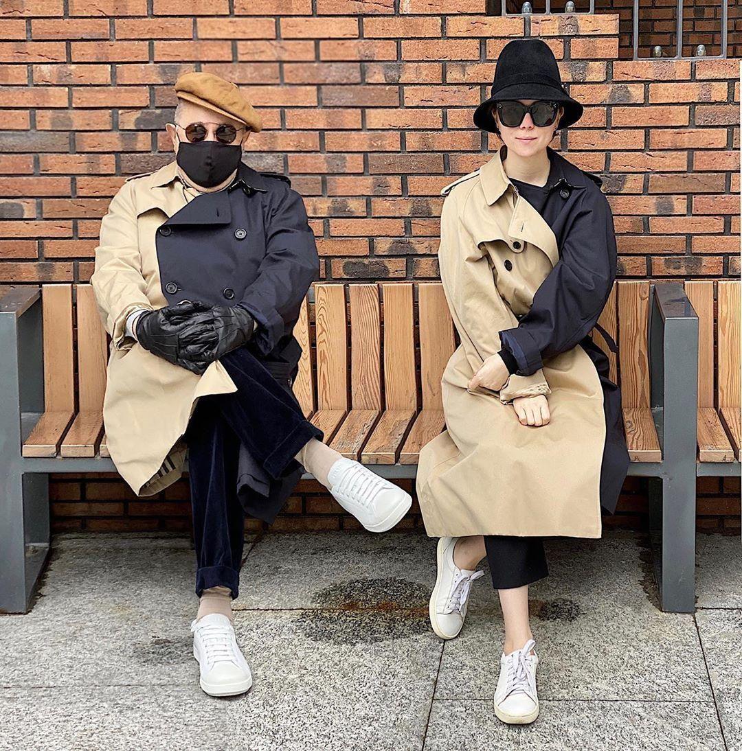 У травні Петросян вперше показав кохану на спільному фото \ Instagram Євген Петросян