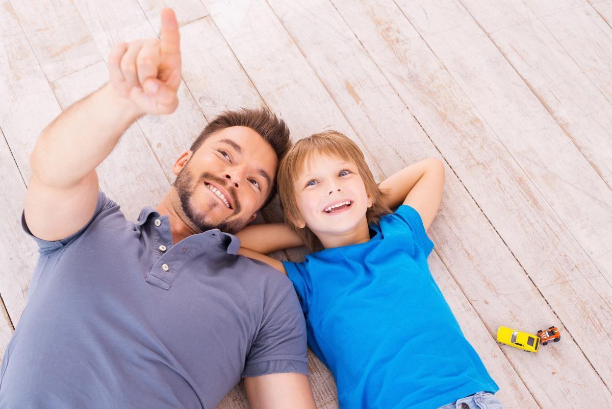 День батька 2021 - дата свята / фото ua.depositphotos.com