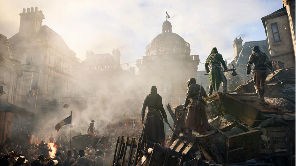 Assassin's Creed: Unity отдают по максимльной скидке / фото Ubisoft