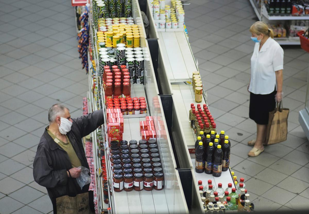 Эксперт прогнозирует рост цен на продукты / Иллюстрация REUTERS