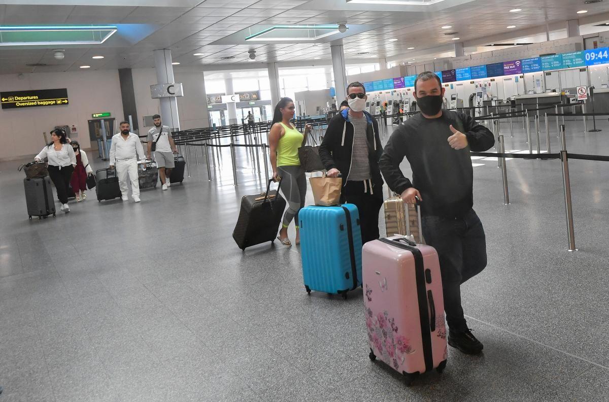 Ukraine updates global travel advisories amid COVID-19 epidemic / REUTERS