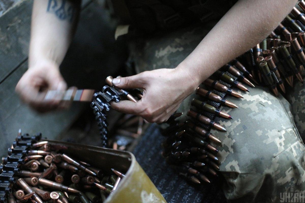 Боевики дважды нарушили режим тишины на Донбассе / фото УНИАН