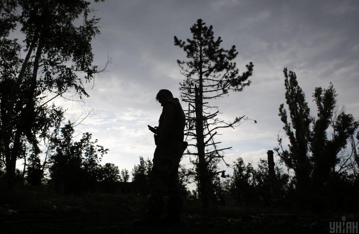 В разведке назвали численность оккупационных войск на Донбассе \ фото УНИАН