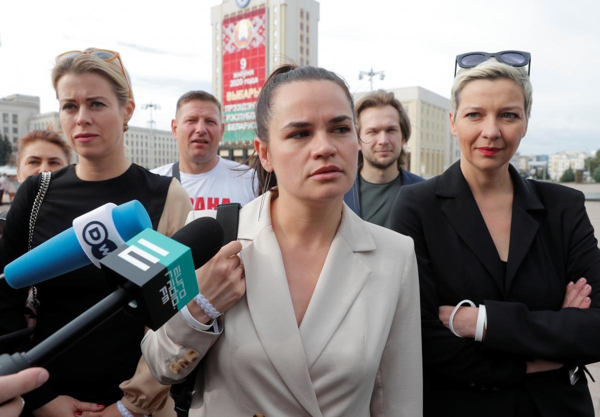Опозиція створила Координаційну раду наприкінці серпня / Фото REUTERS