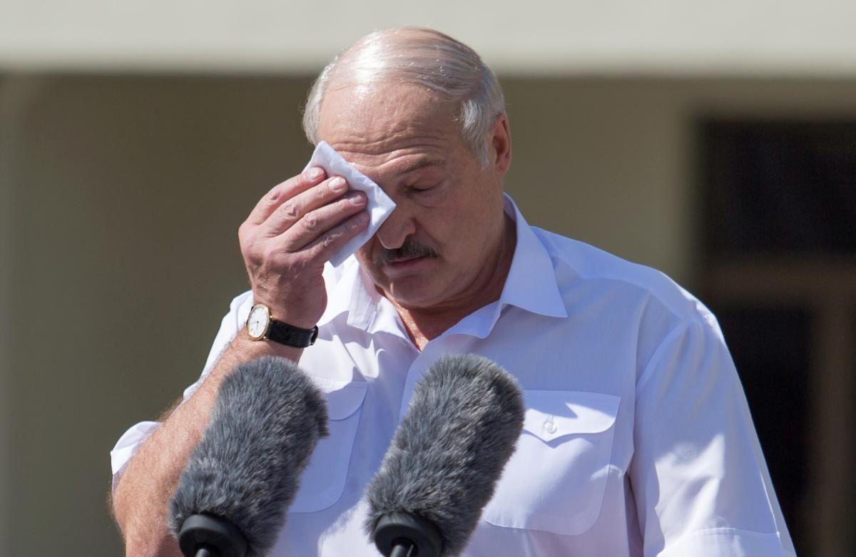 Україна не визнає Лукашенка легітимним президентом Білорусі / фото REUTERS