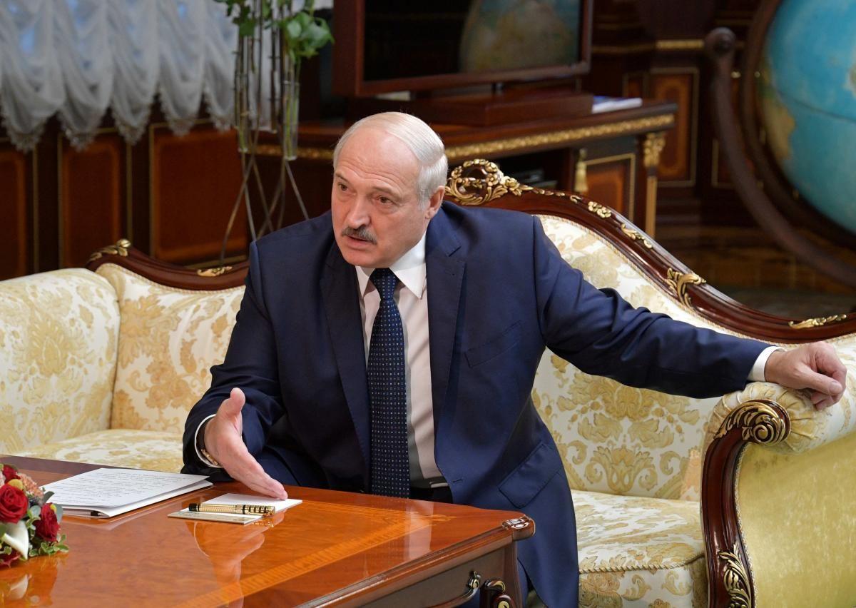 "Лукашенко назвав Україну ""американським сателітом"" / фото REUTERS"