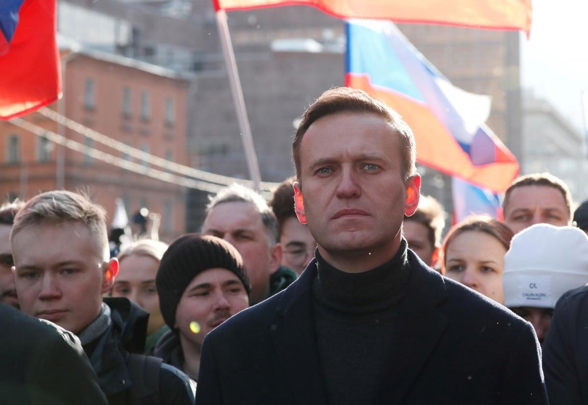Навального запропонували висунути на Нобелівську премію миру \ фото REUTERS