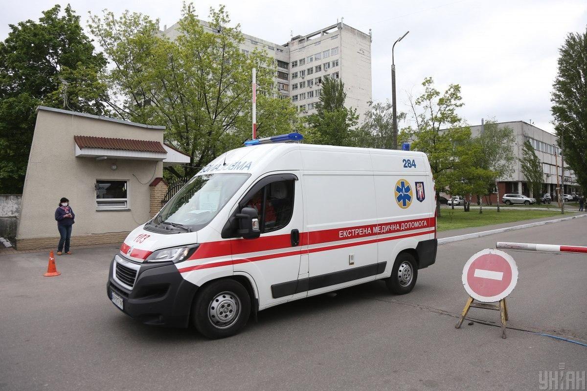 Медики предварительно выяснили, чем убила ребенка мать в Днепре /фото УНИАН, Виктор Ковальчук