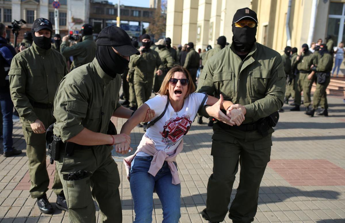 МИД Беларуси отреагировал на санкции ЕС / Иллюстрация REUTERS