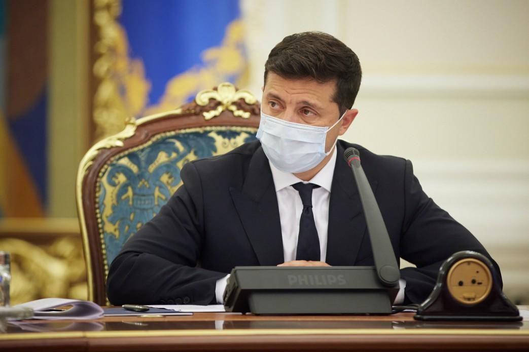 Зеленский отметил, что в проекте госбюджета предусмотрено финансирование для внедрения системы страхования и расширения программ орошения в Украине / фото president.gov.ua
