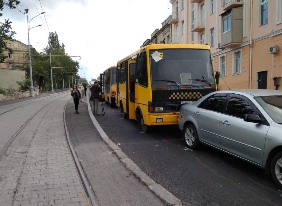 Авария в Одессе / фото facebook.com/gunp.odessa