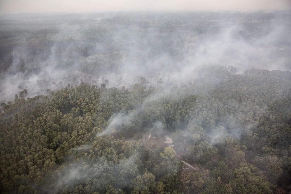 Ученые ответили, когда человечество достигнет точки невозврата в изменениях климата / ГСЧС