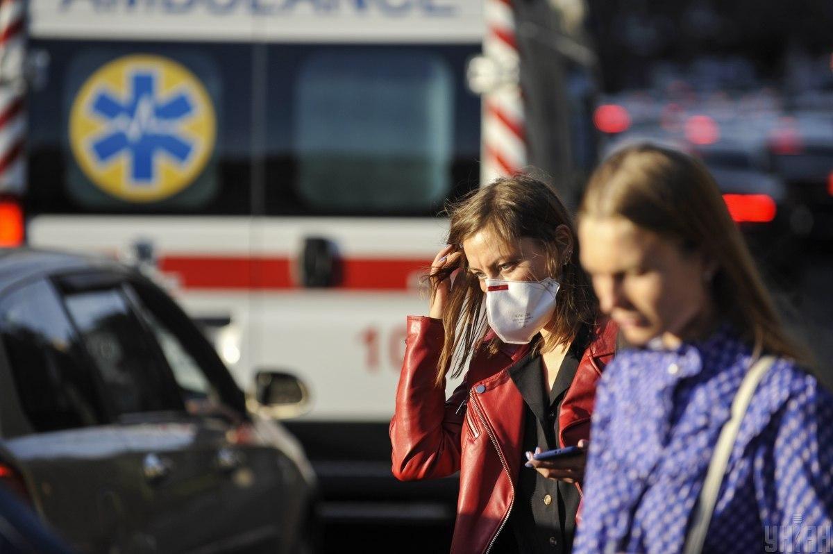 В ближайшие недели Украина перешагнет отметку в 20 тысяч случаев коронавируса за сутки / фото УНИАН