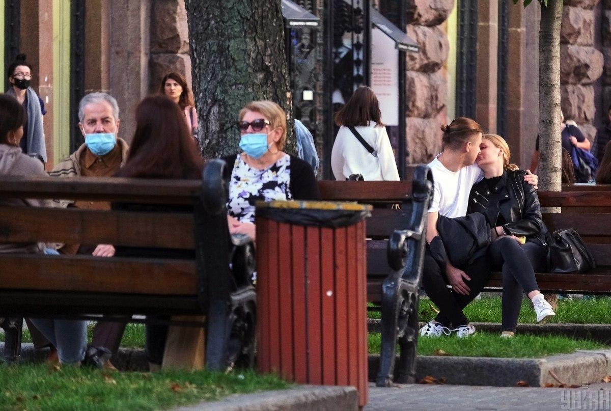 Общее число заболевших в Киеве приближается к 28 тысячам / УНИАН