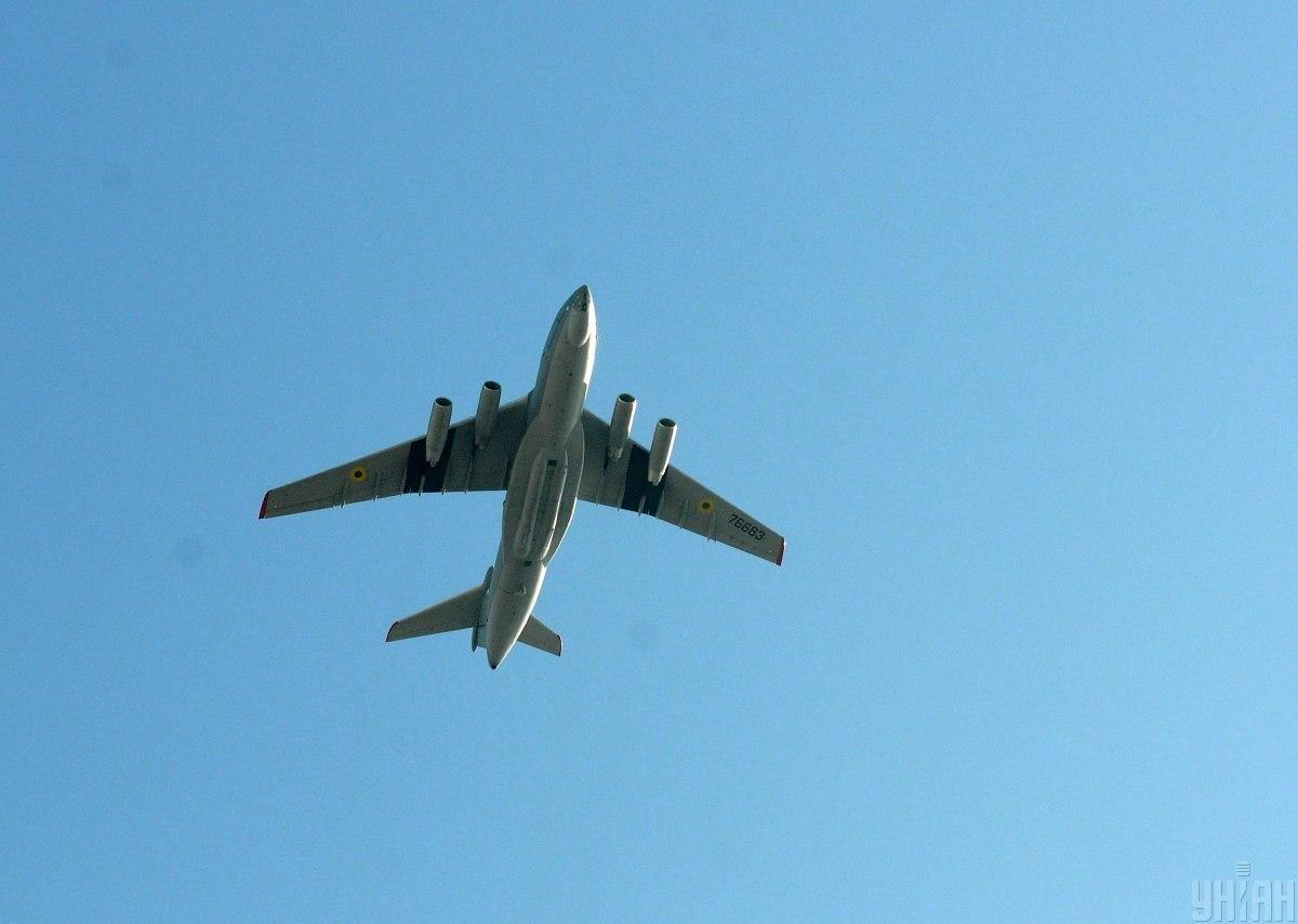 Ukraine halted air traffic with Belarus as of May 26 / Photo from UNIAN, by Andriy Mariyenko