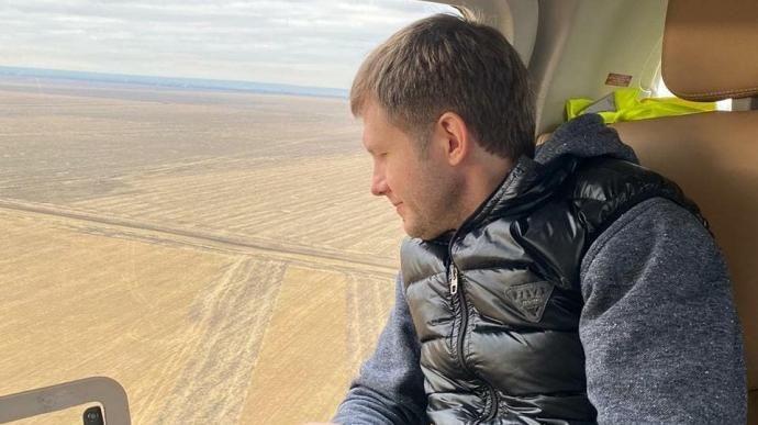 Корчевніков знову навідався до України / Facebook Корчевникова