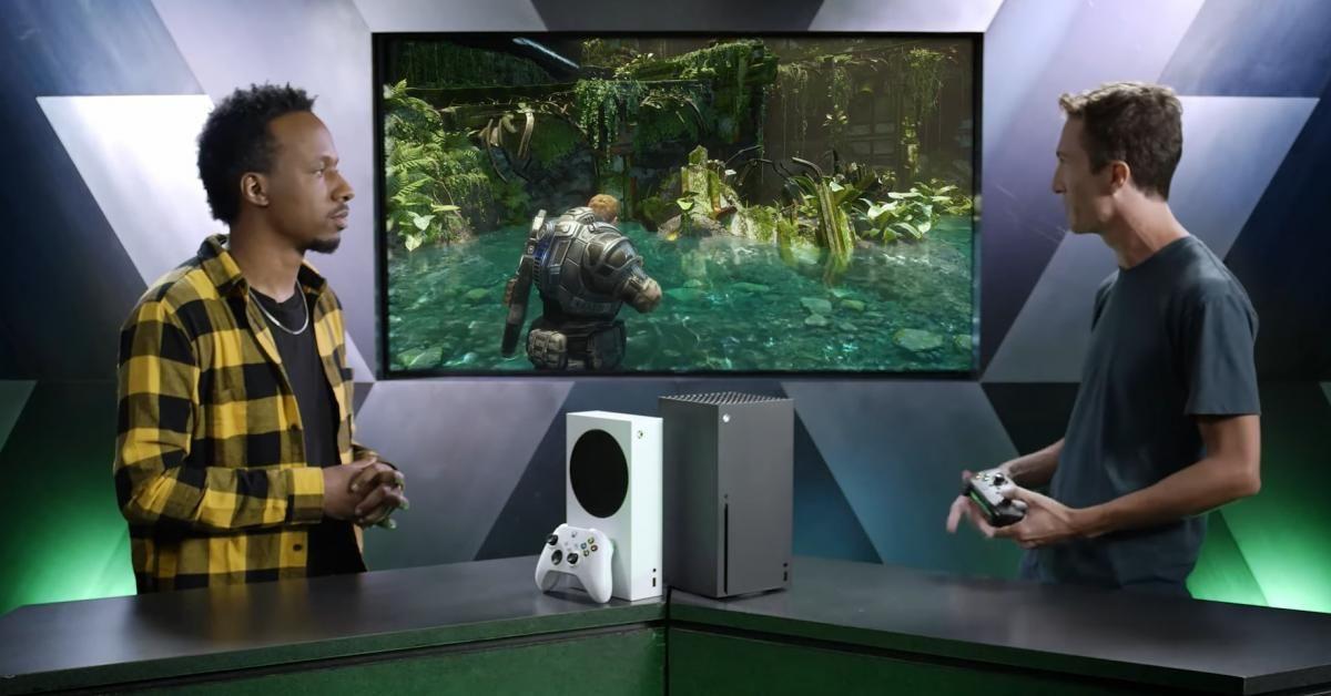 Xbox Seris X и Seris S выйдут 10 ноября / скриншот