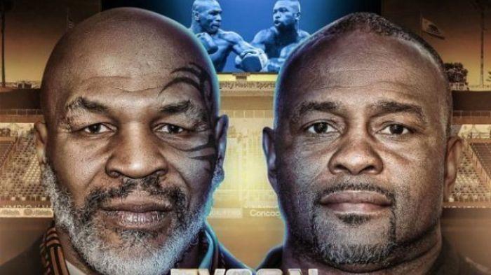 Тайсон и Джонс-младший проведут бой 28 ноября / фото boxingscene.com