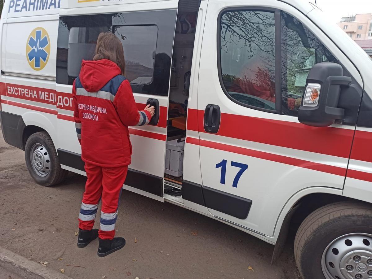 Иллюстративное фото / Черкасский центр экстренной медпомощи