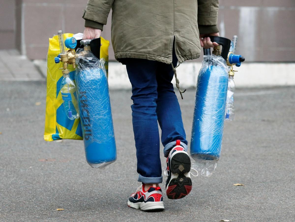 В Одессе сложная ситуация с поставками кислорода в опорные больницы / фото REUTERS