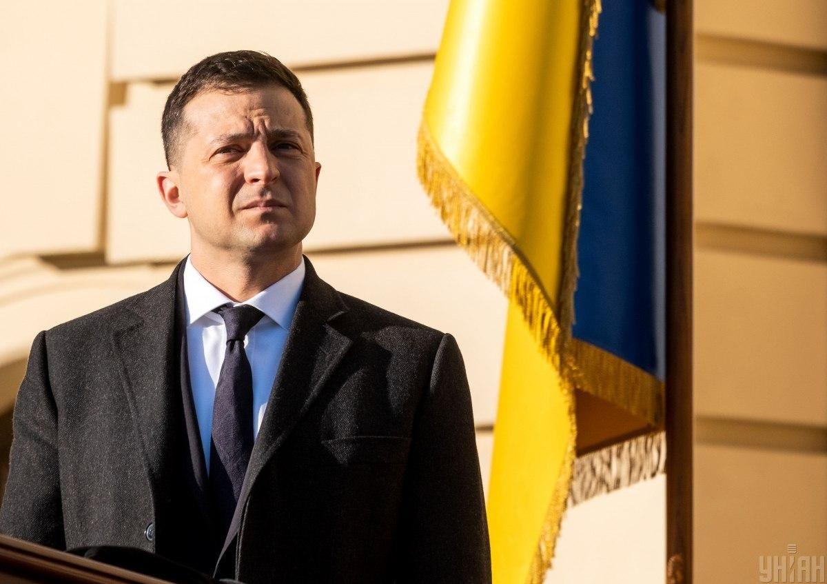 Владимир Зеленский / фото УНИАН