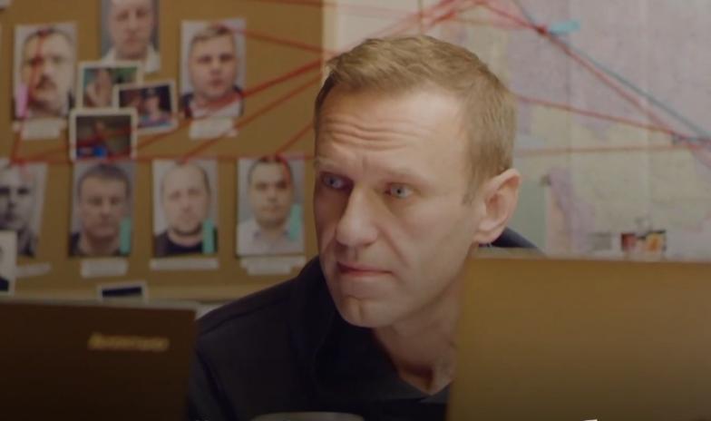 31 березня Навальний оголосив голодування / Скріншот