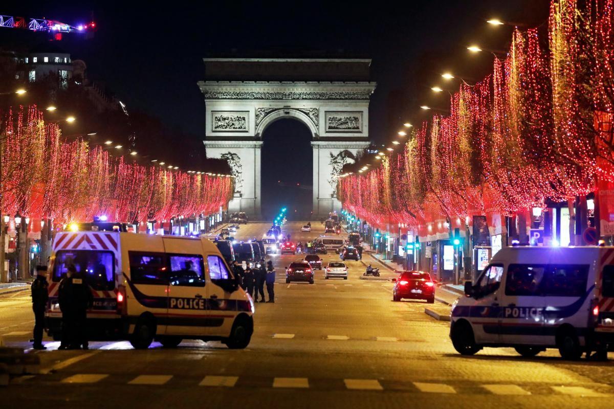 Франции грозит новый локдаун / фото REUTERS