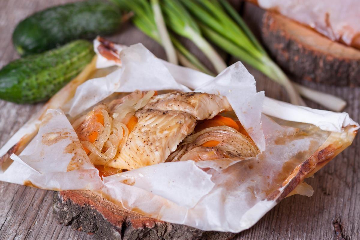 Как приготовить хек в духовке / фото ua.depositphotos.com