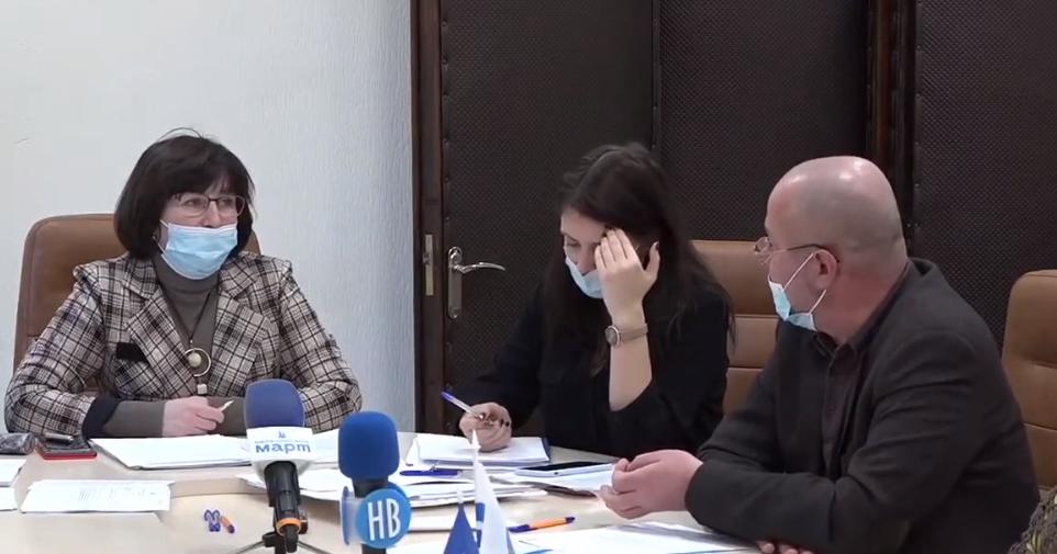 Депутат отказался говорить на украинском / скриншот видео