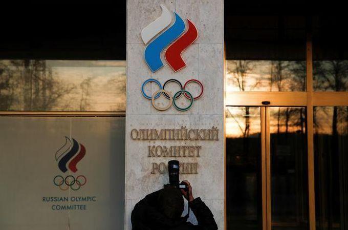 Олімпійський комітет Росії / фото REUTERS
