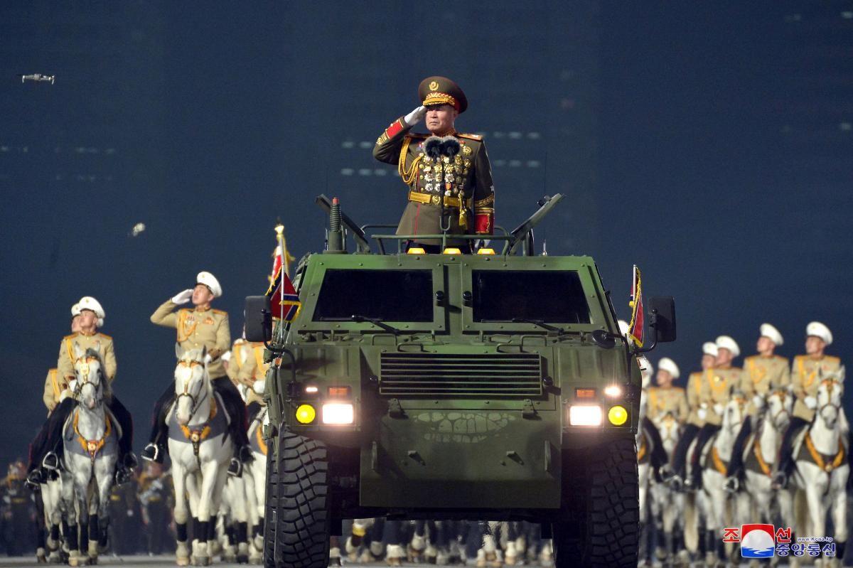 КНДР неухильно розвиває свою збройну програму / REUTERS