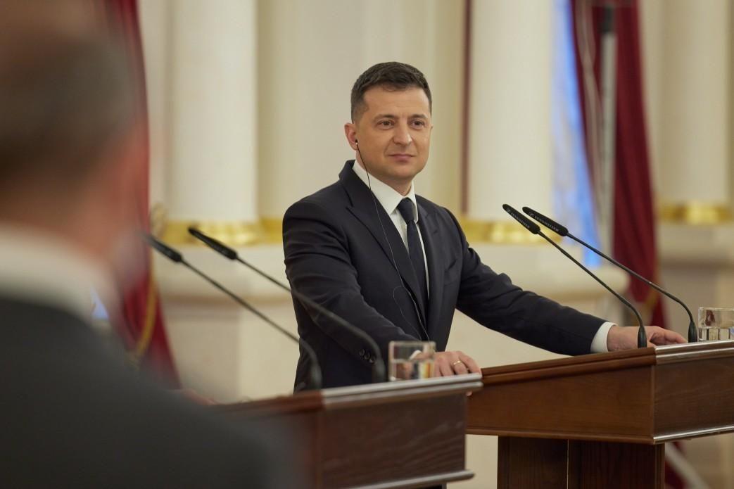 Зеленский наградил пограничников \ фото president.gov.ua