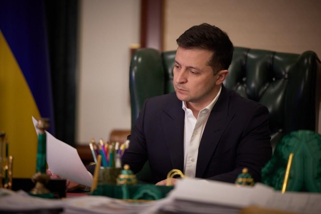 Зеленський підписав закон про корінні народи в Україні / фото president.gov.ua