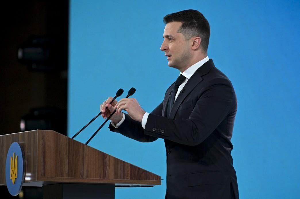 Президент выделил основные «болезни» судебной системы / фото president.gov.ua