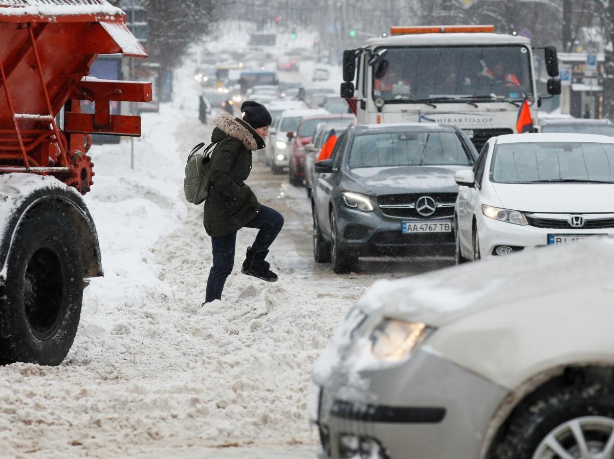 Погода в Украине стала очень изменчивой / Фото REUTERS